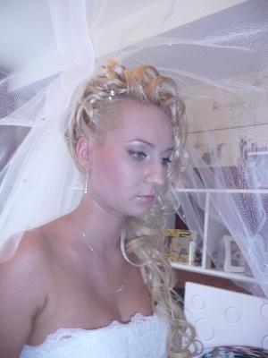свадебные прически в чехове-мастер мушарафф