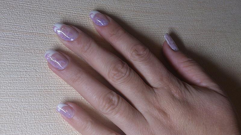 Вечерние наращивание ногтей